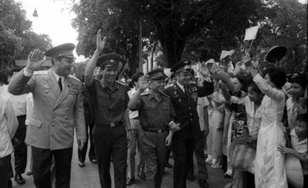 Tướng Nga: Đại tướng Võ Nguyên Giáp là 'cánh tay phải' của Bác Hồ