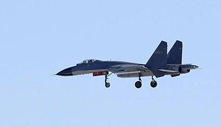 Một máy bay chiến đấu S-35 của Nga.