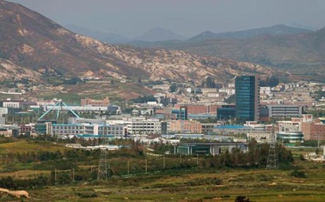 Khu công nghiệpliên TriềuKaesong.