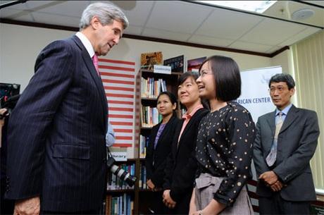 Ngoại trưởng Mỹ chia sẻ ít hoài niệm về Việt Nam