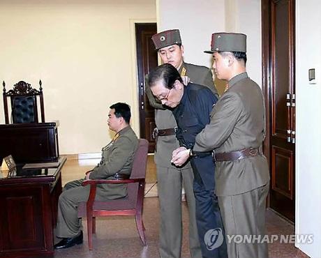 Ông Jang đã bị đưa ra xét xử hôm qua 12/12.