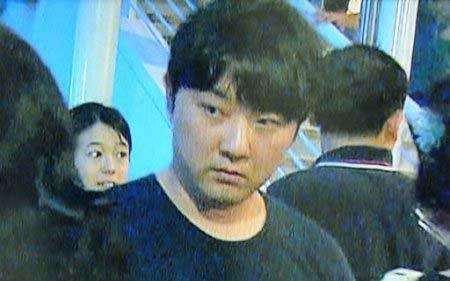 Kim Jong-chol, anh trai ông Kim Jong-un.