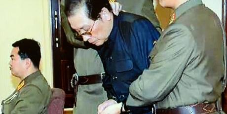 Ông Jang bị xử tử hồi tháng 12/2013.