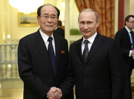 Thủ tướng Triều Tiên gặp Tổng thống Nga, Chủ tịch Trung Quốc tại Sochi