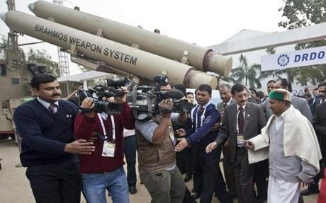 Ấn Độ, Israel bắt tay chế tạo hệ thống phòng thủ tên lửa chống Trung Quốc