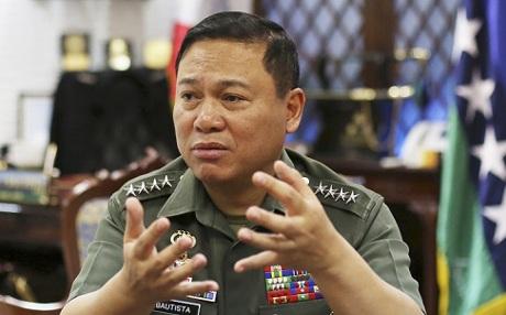 Tướng Emmanuel Bautista.