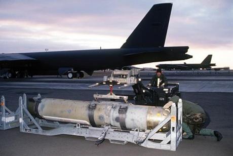 Ngư lôi CAPTOR chống tàu ngầm của Mỹ. Ảnh: USNI