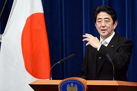 Ông Abe muốn bình thường hóa nước Nhật bằng cách sửa đổi Điều 9 Hiến pháp.