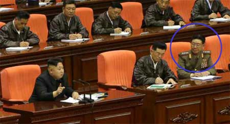 Lộ diện nhân vật quyền lực mới ở Triều Tiên