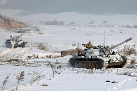 Một cuộc tập trận của quân đội Trung Quốc. (Ảnh minh họa)