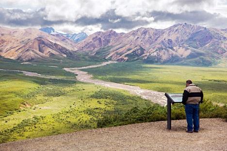 Alaska trước khi bị bán