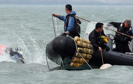 Nguy hiểm sức khỏe rình rập các thợ lặn Hàn Quốc