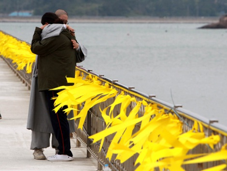 Những vết sẹo khó liền sau vụ chìm phà ở Hàn Quốc