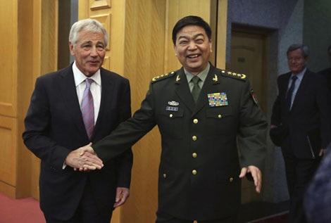 Lãnh đạo quốc phòng Mỹ, Trung Quốc trước cuộc hội đàm tại Bắc Kinh hôm nay 8/4.