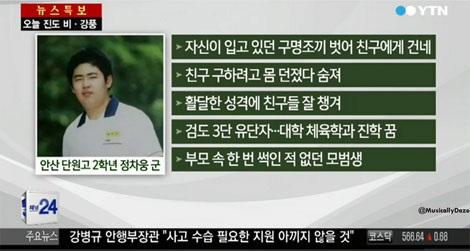 Jeong Cha Woong.