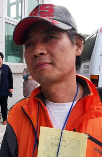 Ông Kim Hong Gyeong.