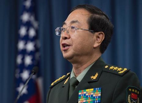 Tướng Phòng Phong Huy.