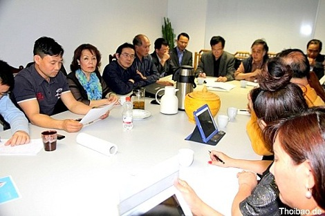 Phương án cho cuộc tuần hành đã được cuộc họp tính toán chi tiết