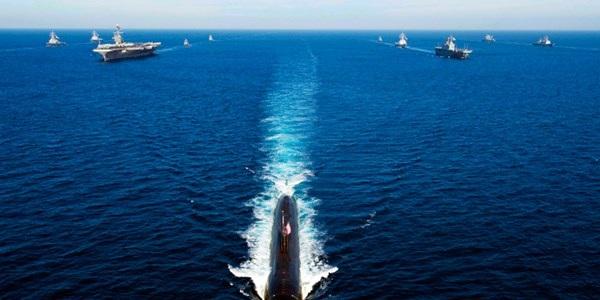 Ảnh: Sức mạnh tàu ngầm Mỹ
