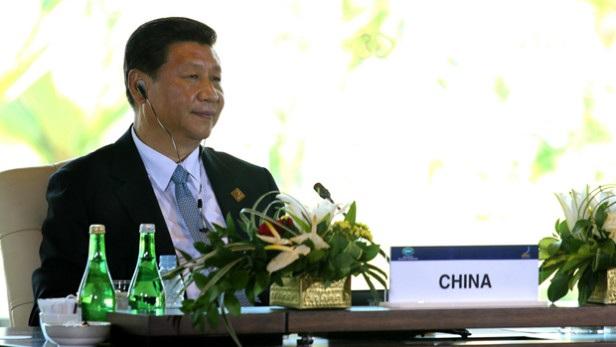 Chủ tịch Trung Quốc Tập Cận Bình đã mời Hàn Quốc tham gia ngân hàng AIIB.