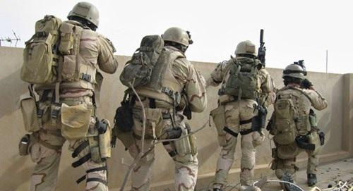 Biệt kích SEAL team six của Hải quân Hoa Kỳ (Nguồn AP)