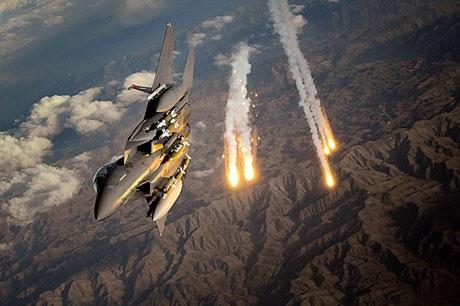 Mỹ và đồng minh tin rằng chiến dịch không kích IS đang thành công