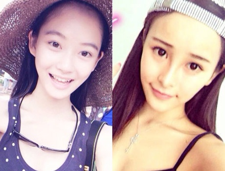 Mỹ nữ trường Điện ảnh Bắc Kinh bị cho là hao hao giống nhau, thay vì có nét đẹp riêng.