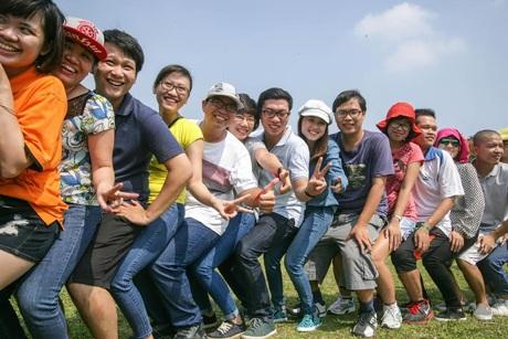 Hoạt động Team Building của học viên CFVG.