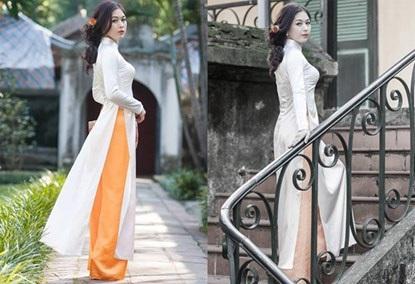 Thanh Hiền có chiều cao 1m65 và cân nặng 48 kg.