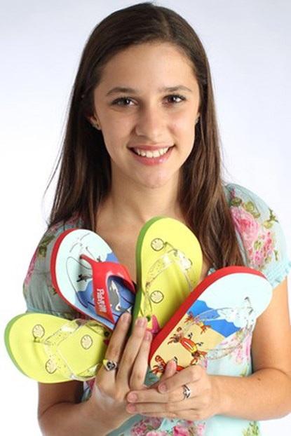 Madison Robinson - cô bé thành công từ những đôi dép xỏ ngón