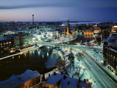 Với kinh nghiệm nhiều năm tuyển sinh du học Phần Lan, hàng năm VISCO đã gửi khoảng 30 sinh viên