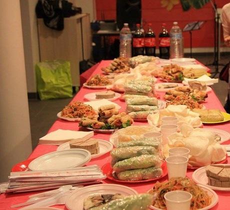 Phong vị quê hương qua những món ăn truyền thống