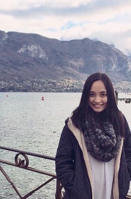 Du học sinh Việt tại Mỹ, Quỳnh Chi - tác giả bài viết.