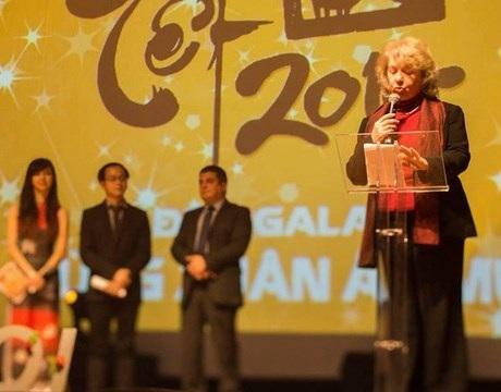 Gala đón Tết hoành tráng của SV Việt miền Tây Nam nước Pháp