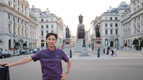 TS Trương Quốc Phong.