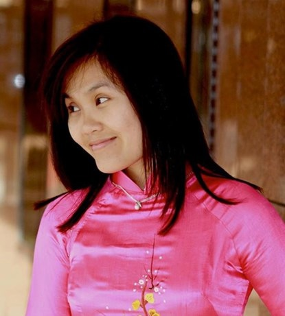 Nguyễn Khánh Thương, người phụ nữ đầy nghị lực đã ra đi vào sáng 17/3/2015