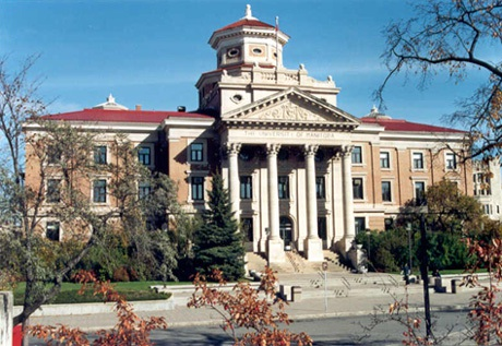 Trường đại học Manitoba – University of Manitoba.