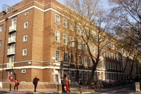 Khu nhà chính của đại học London