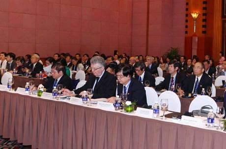 Hiệu trưởng gần 100 ĐH Pháp ngữ châu Á tụ họp Hà Nội bàn hợp tác