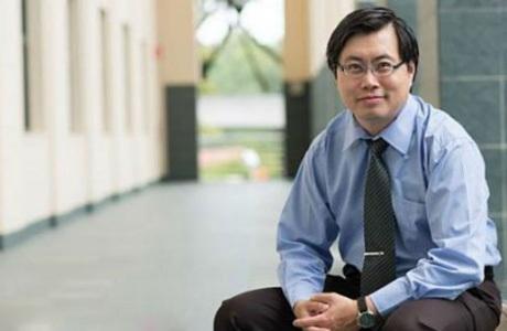 Giáo sư trẻ Joseph Yeo Boon Woi - cha đẻ của bài toán Sinh nhật của Cheryl.