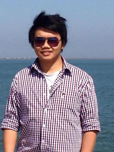 Phan Duy- hiện đang là sinh viên Đại học Houston