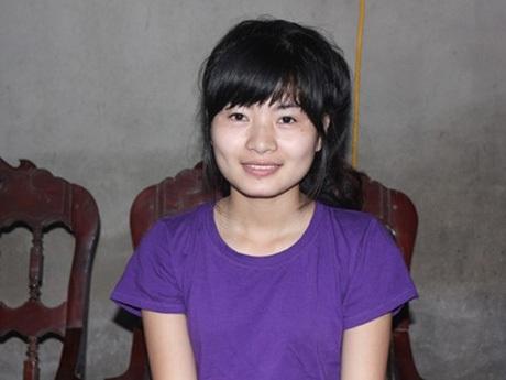 Chân dung ca nương 17 tuổi Nguyễn Thị Minh Ngọc