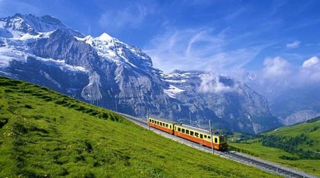 Thụy Sỹ - Đất nước được xem là cái nôi của ngành công nghiệp du lịch & khách sạn