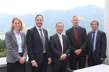 Hội thảo du học Thụy Sĩ, Đại học IMI đảm bảo thực tập, việc làm