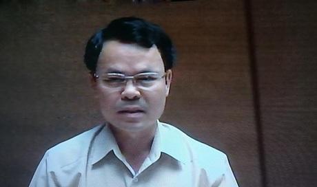 Đại biểu Nguyễn Tiến Sinh