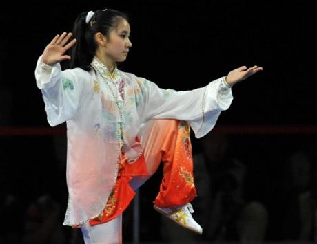 Màn trình diễn của cô tại SEA Games 28.