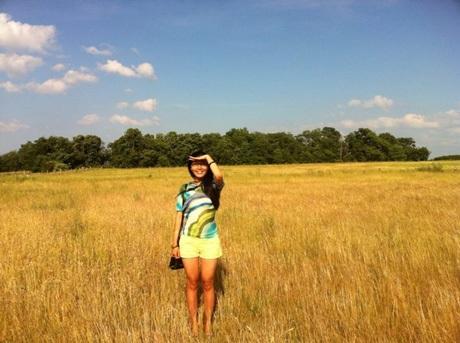 Đi dạo trên đồng cỏ ở Maastricht vào mùa xuân hè- một điều không thể không làm ở Maastricht