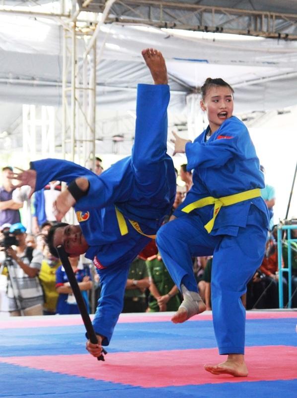 Thể thao Việt Nam thống trị ABG 5 - 5