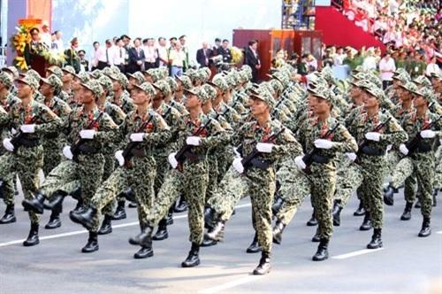 """Làm thất bại chiến lược """"diễn biến hòa bình""""  Nguyên tắc độc lập, tự chủ trong đường lối quốc phòng với việc bảo vệ chủ quyền quốc gia"""