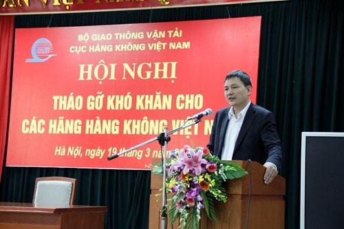 Ông Lại Xuân Thanh, Cục trưởng Cục Hàng không Việt Nam